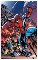 Avenging Spiderman Promo by Pask
