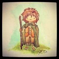 Frodo Baggins by CodiBear