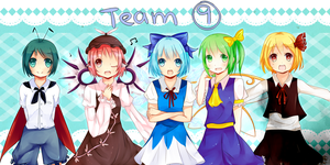 Team 9 by Asacream