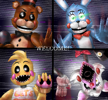 WELCOME! by Zieghost