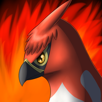 Talonflame (commision) by Tomek1000