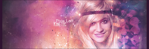 Pixie Lott Signature by Kinetic9074
