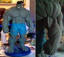 Hulk update by sup3rs3d3d