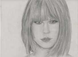 Taylor Swift 1 by MarysDrawing