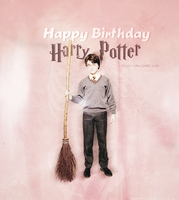 Happy Birthday HP by Linds37