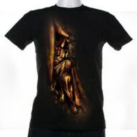 T Shirt 5 by Illustr8her