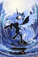 Power of water by AlukasHerzblut