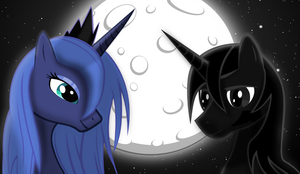 Luna's Hearts And Hooves Night by Ravenshade666