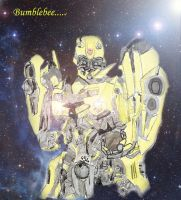 Guardian of the Allspark by waterbender010