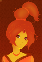 + Flame Princess+ by taka-maple