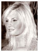 Elisha Cuthbert by MIKELopez