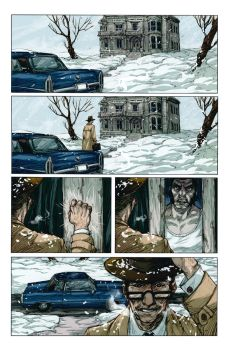 No Stranger To Death page 1 by 2depaus