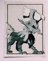 Type:Null (Pokemon SM) by TruiArts