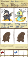 PMD-Explorers: The Drill Bros by The-Swizzle