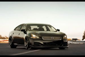 Nissan Maxima by FabricioProDesign