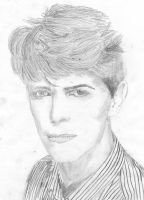 Mr. David Bowie by abuse27me