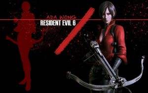 Ada Wong in Resi 6 by lithiumportal