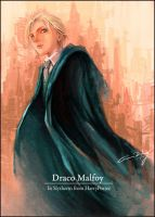 Draco Malfoy by Seventing