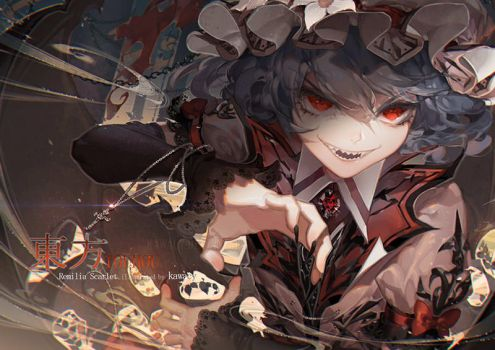 One step to Hell by kawacy