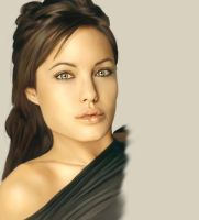 Angelina Jolie by reda22