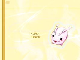 Tokomon Wallpaper by c-sacred