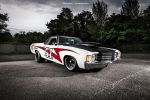 Pro Street El Camino by AmericanMuscle