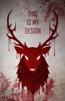 Ravenstag - This is My Design by YoukaiYume