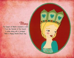 Queen of Hearts - May by renton1313