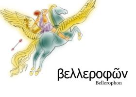 Bellerophon The Hero by OlympianGrace