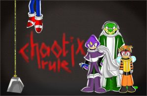 Chaotix Rules by Skyree