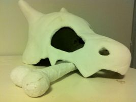Cubone Helmet by Kingscraft
