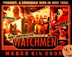 Watchmen Grindhouse by jeffkerekes