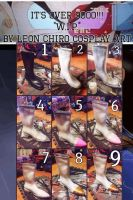 Tutorial Saiyan Boots- Leon Chiro - Vegeta Cosplay by LeonChiroCosplayArt