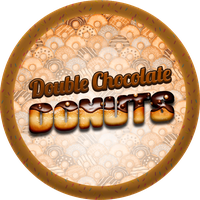 Double Chocolate Donuts by Echilon