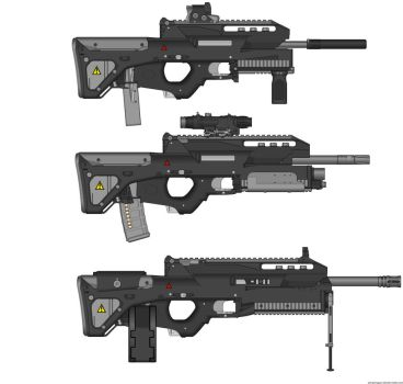 Aephus ZF Series by ExtendedProject