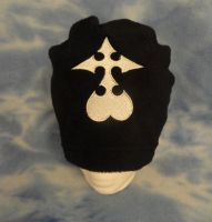 Nobody Beanie Kingdom Hearts Hat by HatcoreHats