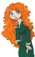 Merida. by Plixs-1