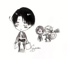 SNK - Oh... Not bad by ChocotanYuu