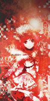 Remilia Scarlet Grunge Edit by Laxe-BloodyDays
