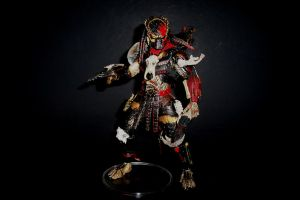 Kree-Klii - 7-Inch Scale Custom Action Figure by Drakhand006