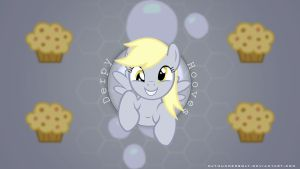 Derpy Hooves Wallpaper by IIThunderboltII