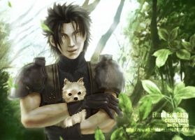 Zack Fair by Cielrune