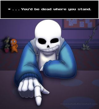 Dead Where You Stand by tooneyfish