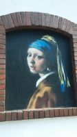 Mural1/6 Girl with a Pearl Earring by aniaart