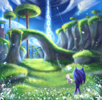 Wisp planet by Day-Dream-Fever