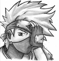 Kakashi by PrioriIncantatum
