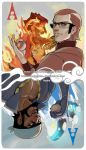 Team Magma Team Aqua by nadeshcka