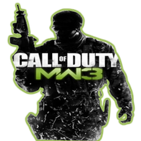 COD Modern Warfare 3 Dock Icon by Rich246