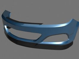 Opel Astra 1 WIP by prox3h