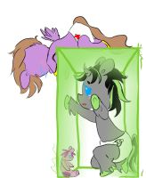 MLP: Tech and Stitches Babies 4 by musicwitme